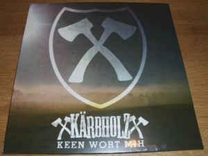 """Vinyl """"Keen wort mih"""""""