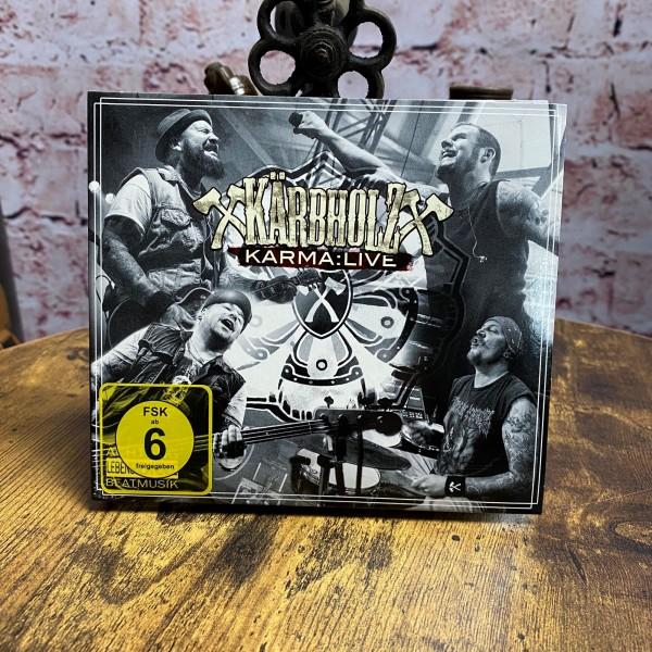 Karme Live CD+DVD