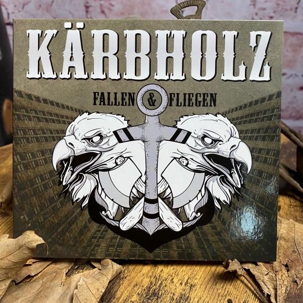 """CD Single """"Fallen & Fliegen"""""""