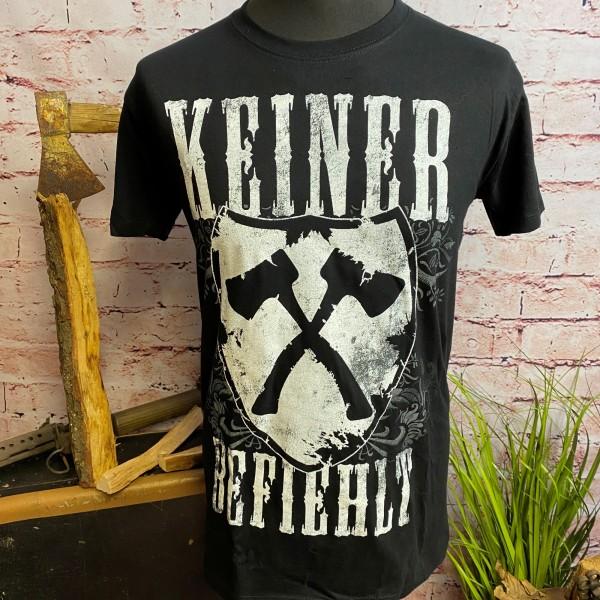 """T-Shirt """"Keiner Befiehlt"""""""