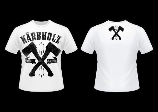 T-Shirt Spiel des Lebens