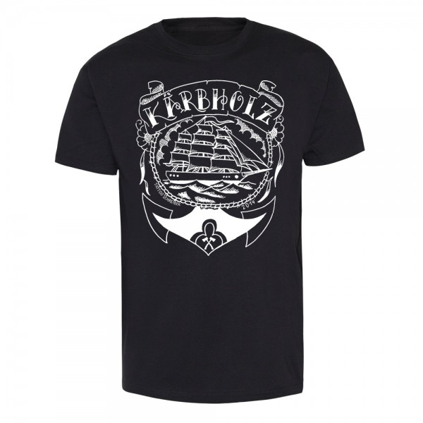 "T-Shirt ""Oldschool black"""