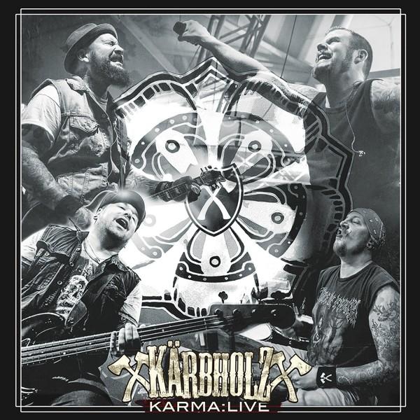 Karma Live Vinyl