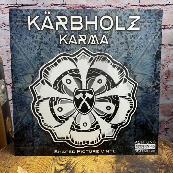 Karma Pic. Vinyl