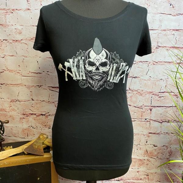 """Girlyshirt """"Skull B"""""""