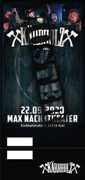 Ticket Kiel -22.09.2020-