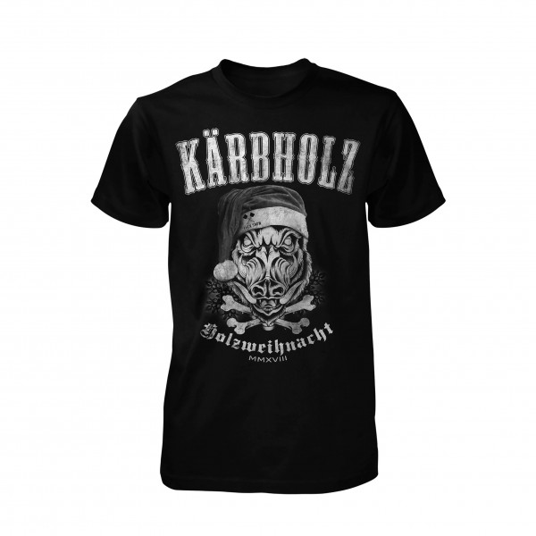 T-Shirt Holzweihnacht