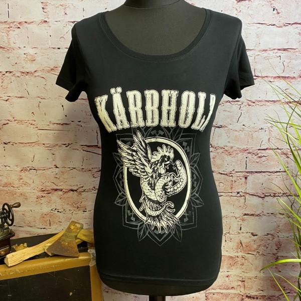 """Girly Shirt """"Herz und Verstand"""""""