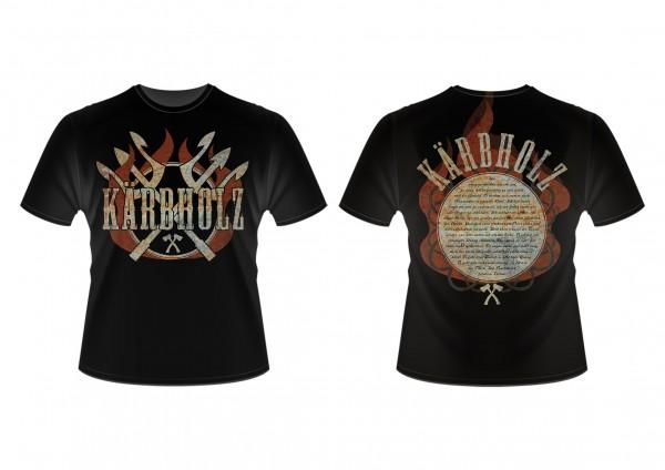 T-Shirt Flamme