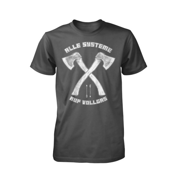 "T-Shirt ""Alle Systeme"""